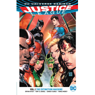 Justice League Vol. 1 The Extinction Machines (Rebirth) (BOK)