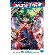 Justice League TP Vol 2 (Rebirth) (BOK)