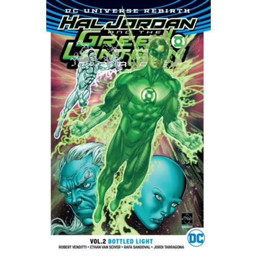 Hal Jordan And The Green Lantern Corps Vol. 2 (Rebirth) (BOK)
