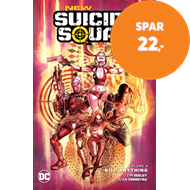 Produktbilde for New Suicide Squad Vol. 4 (BOK)