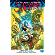 Produktbilde for Suicide Squad Vol. 2 (Rebirth) (BOK)