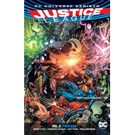 Justice League TP Vol 3 Rebirth (BOK)
