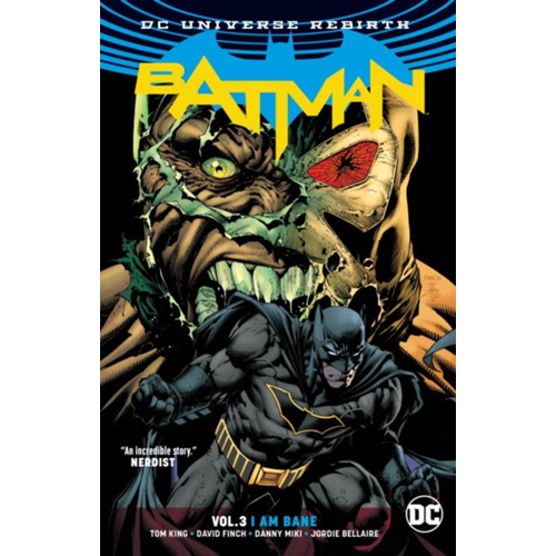 Batman Vol. 3 I Am Bane (Rebirth) (BOK)