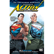 Superman Action Comics Vol. 3 (Rebirth) (BOK)