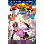 New Super-Man Vol. 2 Coming To America (Rebirth) (BOK)