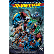 Justice League Vol. 4 Endless (Rebirth) (BOK)