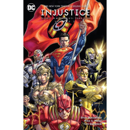 Injustice Gods Among Us Year Five Vol. 3 (BOK)