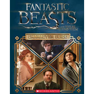 Fantastic Beasts and Where to Find Them: Character Guide (BOK)