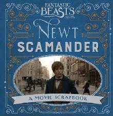 Fantastic Beasts and Where to Find Them - Newt Scamander (BOK)