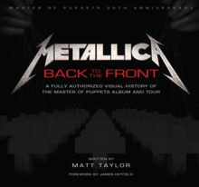 Metallica: Back To The Front (BOK)