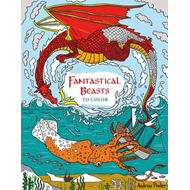 Fantastical Beasts to Colour (BOK)