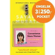 Produktbilde for Convenience Store Woman (BOK)