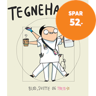 Produktbilde for Tegnehanne - blod, svette og tress-is (BOK)