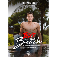 Text on the beach - Blodprinsens dagbok fra Ex on the Beach (BOK)