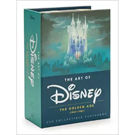 Produktbilde for The Art of Disney: The Golden Age (1937-1961) - 100 Collectible Postcards (BOK)