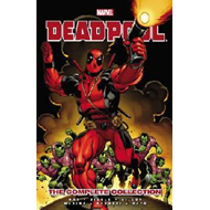 Deadpool By Daniel Way: The Complete Collection Volume 1 (BOK)