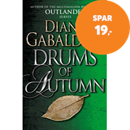Produktbilde for Drums Of Autumn - (Outlander 4) (BOK)