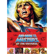 Art Of He-man And The Masters Of The Universe (BOK)