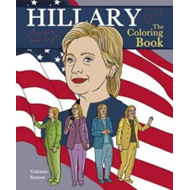 Hillary: The Coloring Book  (BOK)