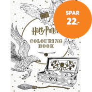 Produktbilde for Harry Potter Colouring Book (BOK)