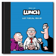 Lunch - Godt forslag, men nei (BOK)