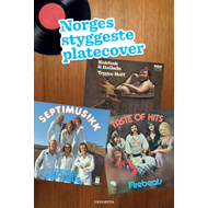 Norges styggeste platecover (BOK)