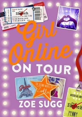Girl online - on tour (BOK)