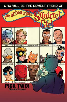 Unbeatable Squirrel Girl, The Volume 2: Squirrel You Know It (BOK)