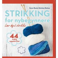 Strikking for nybegynnere (BOK)