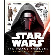 Star Wars The Force Awakens Visual Dictionary (BOK)