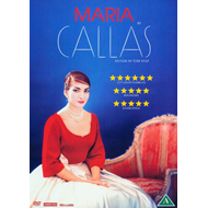 Maria By Callas (DK-import) (DVD)