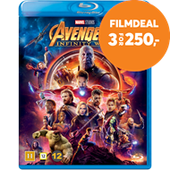 Produktbilde for Avengers 3 - Infinity War (BLU-RAY)