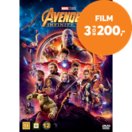 Produktbilde for Avengers 3 - Infinity War (DVD)