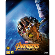 Avengers 3 - Infinity War - Limited Steelbook Edition (BLU-RAY)