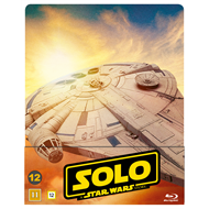 Solo: A Star Wars Story - Limited Steelbook Edition (BLU-RAY)