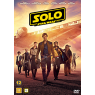 Produktbilde for Solo: A Star Wars Story (DVD)