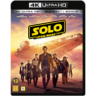 Solo: A Star Wars Story (4K Ultra HD + Blu-ray)