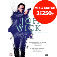 Produktbilde for John Wick (DVD)