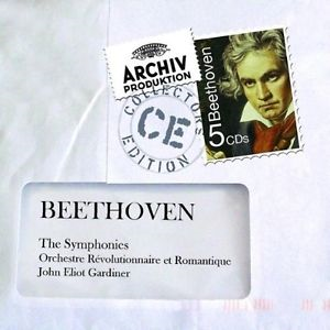Beethoven: The 9 Symphonies (5CD)