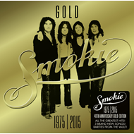 GOLD: Smokie Greatest Hits - 40th Anniversary Edition 1975-2015 (2CD)