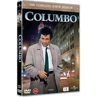 Columbo - Mystery Movie Collection 1990 - Sesong 9 (DVD)