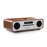 Ruark R4 Integrated Music System - DAB+, Bluetooth, CD-spiller (DAB+)