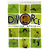 Produktbilde for Divorce, Italian Style - Criterion Collection (DVD - SONE 1)