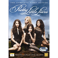 Pretty Little Liars - Sesong 1 (DVD)