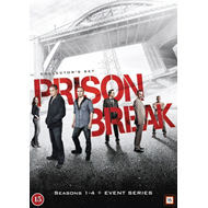 Prison Break Complete Box + Event Series (DVD)