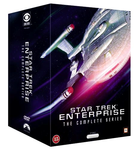 Star Trek Enterprise Complete Box (DVD)