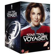 Star Trek Voyager Complete Box (DVD)