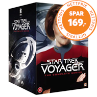 Produktbilde for Star Trek Voyager Complete Box (DVD)