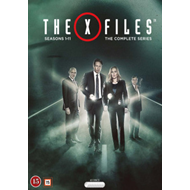 Produktbilde for The X-Files - Sesong 1-11 (DVD)