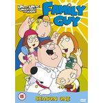 Family Guy - Sesong 1 (UK-import) (DVD)